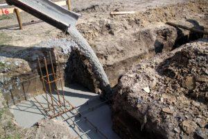 Beton Towarowy - Wolny Wylew - Gruszka