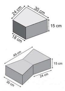 Dybel betonowy